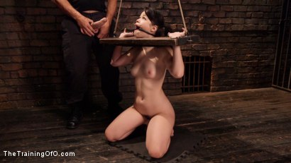 Photo number 1 from Slave Training: Tied Tight and Pounded Hard in the Ass shot for The Training Of O on Kink.com. Featuring Ramon Nomar and Yhivi in hardcore BDSM & Fetish porn.