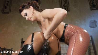 Photo number 13 from Enthusiastic Anal Lover, Caramel Starr is eager to please shot for Everything Butt on Kink.com. Featuring Chanel Preston and Caramel Starr in hardcore BDSM & Fetish porn.