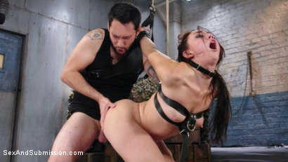 Photo number 7 from Anal Bounty Hunter III shot for Sex And Submission on Kink.com. Featuring Mandy Muse and Tommy Pistol in hardcore BDSM & Fetish porn.