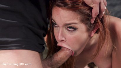 Photo number 7 from Redhead Spanish Slave Training - Amarna Miller Day 3 shot for The Training Of O on Kink.com. Featuring Mr. Pete and Amarna Miller in hardcore BDSM & Fetish porn.