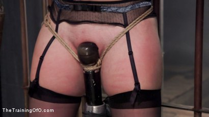 Photo number 8 from Redhead Spanish Slave Training - Amarna Miller Day 3 shot for The Training Of O on Kink.com. Featuring Mr. Pete and Amarna Miller in hardcore BDSM & Fetish porn.