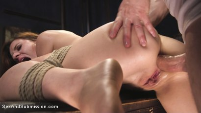 Photo number 9 from The Grinder shot for Sex And Submission on Kink.com. Featuring Audrey Holiday and John Strong in hardcore BDSM & Fetish porn.