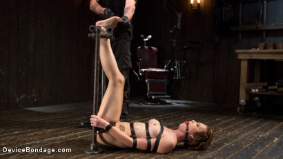 Photo number 5 from Slut Hole shot for Device Bondage on Kink.com. Featuring Jeze Belle in hardcore BDSM & Fetish porn.