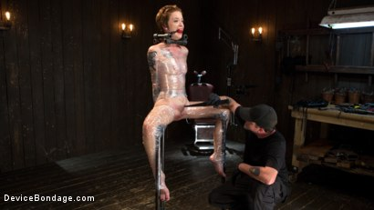 Photo number 12 from Slut Hole shot for Device Bondage on Kink.com. Featuring Jeze Belle in hardcore BDSM & Fetish porn.