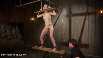 Photo number 2 from Slut Hole shot for Device Bondage on Kink.com. Featuring Jeze Belle in hardcore BDSM & Fetish porn.