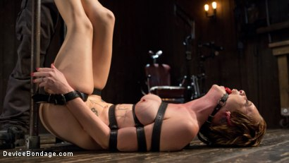 Photo number 7 from Slut Hole shot for Device Bondage on Kink.com. Featuring Jeze Belle in hardcore BDSM & Fetish porn.