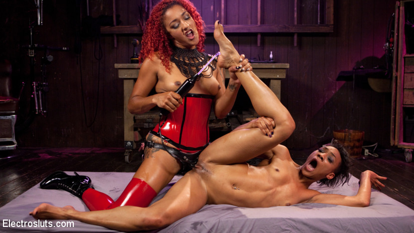 Dommed by daisy ducati femdom strapon pegging mike panic