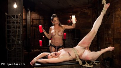 Photo number 8 from Felony Returns! shot for Whipped Ass on Kink.com. Featuring Pink and Felony in hardcore BDSM & Fetish porn.