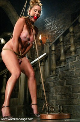 Photo number 2 from Christina Carter shot for Water Bondage on Kink.com. Featuring Christina Carter in hardcore BDSM & Fetish porn.