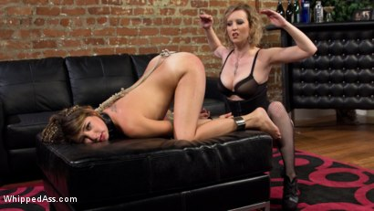 Photo number 10 from Whore In Training: Missy Minks anally submits to Cherry Torn! shot for Whipped Ass on Kink.com. Featuring Cherry Torn and Missy Minks in hardcore BDSM & Fetish porn.