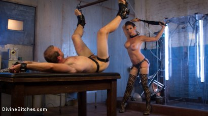 Photo number 11 from Hellraiser Felony Returns to Divine Bitches! shot for Divine Bitches on Kink.com. Featuring Felony and Jonah Marx in hardcore BDSM & Fetish porn.