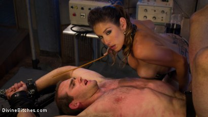 Photo number 12 from Hellraiser Felony Returns to Divine Bitches! shot for Divine Bitches on Kink.com. Featuring Felony and Jonah Marx in hardcore BDSM & Fetish porn.