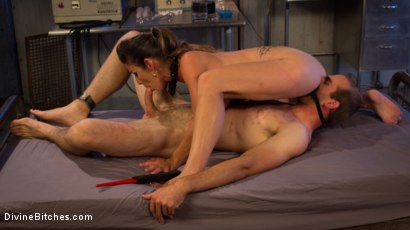 Photo number 26 from Hellraiser Felony Returns to Divine Bitches! shot for Divine Bitches on Kink.com. Featuring Felony and Jonah Marx in hardcore BDSM & Fetish porn.