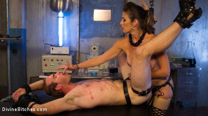 Photo number 14 from Hellraiser Felony Returns to Divine Bitches! shot for Divine Bitches on Kink.com. Featuring Felony and Jonah Marx in hardcore BDSM & Fetish porn.