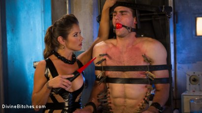 Photo number 5 from Hellraiser Felony Returns to Divine Bitches! shot for Divine Bitches on Kink.com. Featuring Felony and Jonah Marx in hardcore BDSM & Fetish porn.