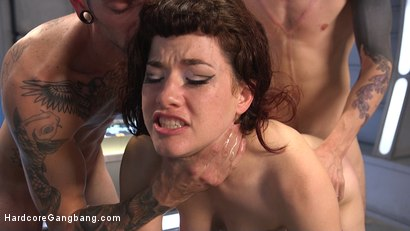 Photo number 7 from Star Trek: The Next Penetration - First Gangbang & Double Penetration! shot for Hardcore Gangbang on Kink.com. Featuring Ingrid Mouth, Mickey Mod, Owen Gray, Wolf Hudson, Will Havoc and Gage Sin in hardcore BDSM & Fetish porn.