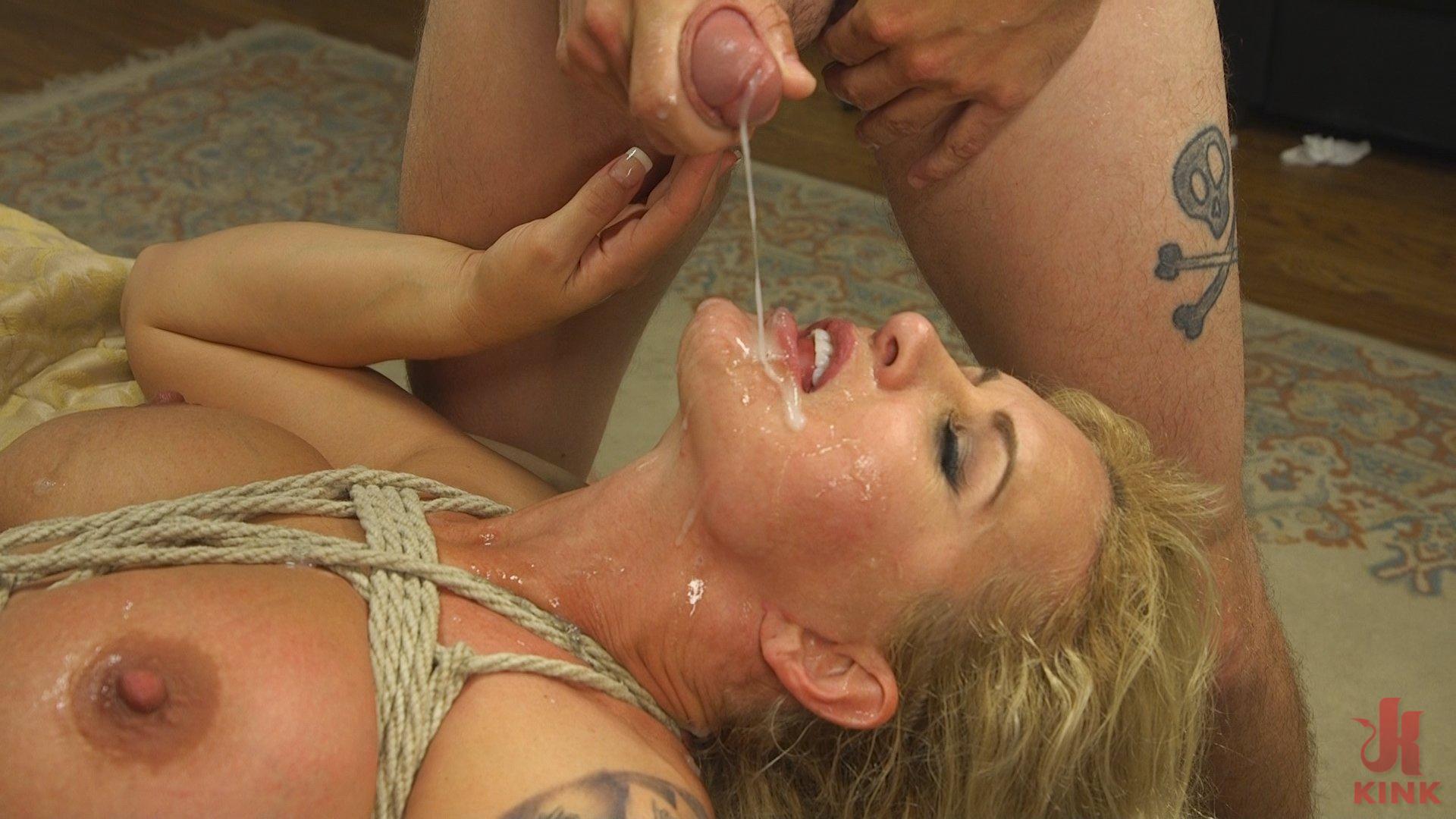Wet Hot American Stepmom: MILF/COUGAR gangbanged by stepson & friends! -  Kink