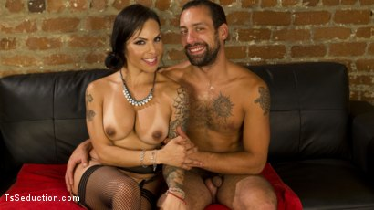 Photo number 11 from Punished By Her Dominating Cock shot for TS Seduction on Kink.com. Featuring DJ and TS Foxxy in hardcore BDSM & Fetish porn.