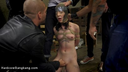 Photo number 1 from Mommy's Little 19 Year Old Whore shot for Hardcore Gangbang on Kink.com. Featuring Charlotte Sartre, Jon Jon, Xander Corvus, Owen Gray, Tommy Pistol and Mark Wood in hardcore BDSM & Fetish porn.