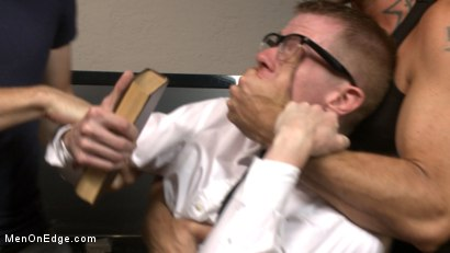Photo number 1 from Mormon Missionary takes two dildos in his innocent ass shot for Men On Edge on Kink.com. Featuring Jack Redmond in hardcore BDSM & Fetish porn.
