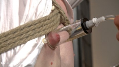 Photo number 8 from Mormon Missionary takes two dildos in his innocent ass shot for Men On Edge on Kink.com. Featuring Jack Redmond in hardcore BDSM & Fetish porn.
