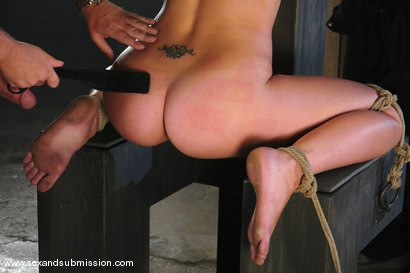 Photo number 9 from Annette Schwarz and Chris Charming shot for Sex And Submission on Kink.com. Featuring Annette Schwarz and Chris Charming in hardcore BDSM & Fetish porn.