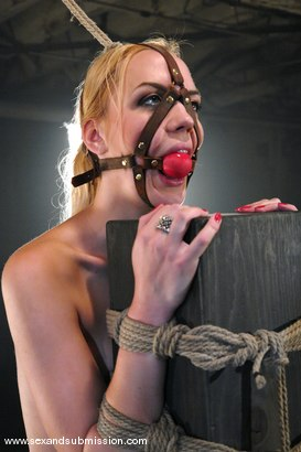 Photo number 10 from Annette Schwarz and Chris Charming shot for Sex And Submission on Kink.com. Featuring Annette Schwarz and Chris Charming in hardcore BDSM & Fetish porn.