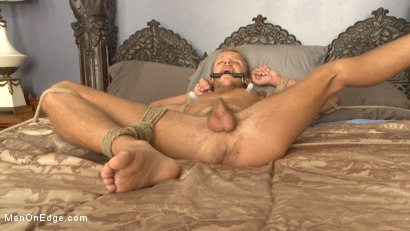 Photo number 10 from Bi southern hunk gets his first edging in bondage shot for Men On Edge on Kink.com. Featuring Rob Ryder in hardcore BDSM & Fetish porn.