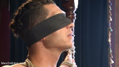 Photo number 1 from Greedy for edging: Tall hunk Logan Stone shoots a load in his own face shot for Men On Edge on Kink.com. Featuring Logan Stone in hardcore BDSM & Fetish porn.