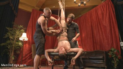 Photo number 13 from Greedy for edging: Tall hunk Logan Stone shoots a load in his own face shot for Men On Edge on Kink.com. Featuring Logan Stone in hardcore BDSM & Fetish porn.