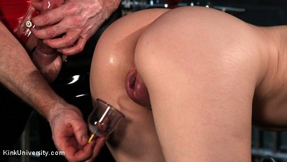 Photo number 18 from Suction Pumping shot for Kink University on Kink.com. Featuring Charlotte Sartre and Danarama in hardcore BDSM & Fetish porn.
