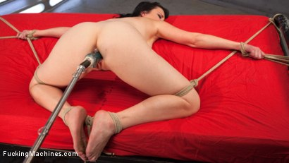 Photo number 8 from Veruca James is Machine Fucked in Tight Bondage shot for Fucking Machines on Kink.com. Featuring Veruca James in hardcore BDSM & Fetish porn.