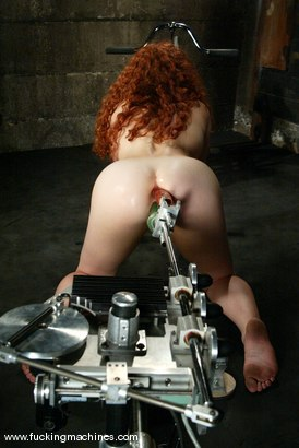 Photo number 10 from Randi shot for Fucking Machines on Kink.com. Featuring Randi in hardcore BDSM & Fetish porn.