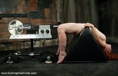 Photo number 3 from Randi shot for Fucking Machines on Kink.com. Featuring Randi in hardcore BDSM & Fetish porn.