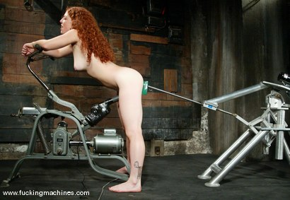 Photo number 5 from Randi shot for Fucking Machines on Kink.com. Featuring Randi in hardcore BDSM & Fetish porn.