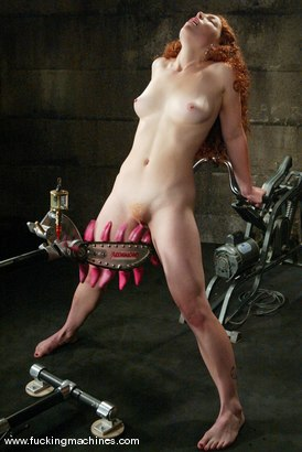 Photo number 13 from Randi shot for Fucking Machines on Kink.com. Featuring Randi in hardcore BDSM & Fetish porn.