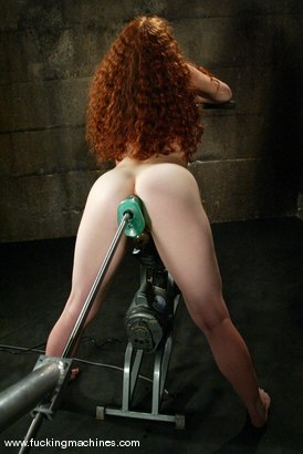 Photo number 7 from Randi shot for Fucking Machines on Kink.com. Featuring Randi in hardcore BDSM & Fetish porn.