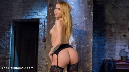 Photo number 1 from Anal Slut Trained in Hard Bondage: Alina West Day Two shot for The Training Of O on Kink.com. Featuring Alina West and Ramon Nomar in hardcore BDSM & Fetish porn.