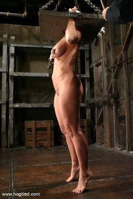 Photo number 9 from Devon Lee shot for Hogtied on Kink.com. Featuring Devon Lee in hardcore BDSM & Fetish porn.