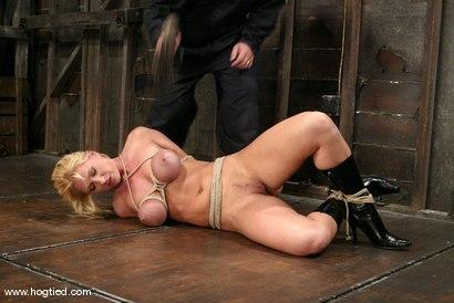 Photo number 4 from Devon Lee shot for Hogtied on Kink.com. Featuring Devon Lee in hardcore BDSM & Fetish porn.