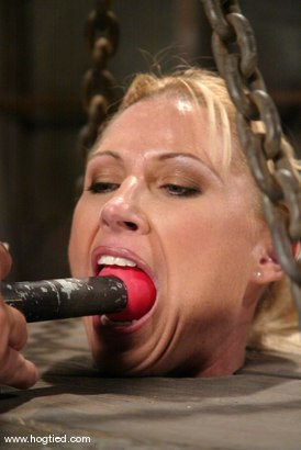 Photo number 7 from Devon Lee shot for Hogtied on Kink.com. Featuring Devon Lee in hardcore BDSM & Fetish porn.