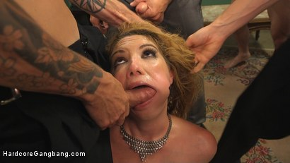 Photo number 2 from Double-O-Sexy: Secret Agent trades her holes for intel!  shot for Hardcore Gangbang on Kink.com. Featuring Kiki Daire, Owen Gray, Mr. Pete, Michael Vegas, John Strong and Gage Sin in hardcore BDSM & Fetish porn.