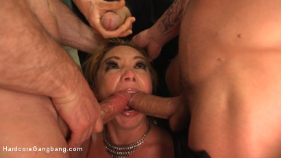 Photo number 19 from Double-O-Sexy: Secret Agent trades her holes for intel!  shot for Hardcore Gangbang on Kink.com. Featuring Kiki Daire, Owen Gray, Mr. Pete, Michael Vegas, John Strong and Gage Sin in hardcore BDSM & Fetish porn.