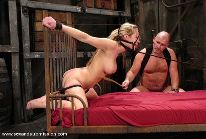Photo number 8 from Harmony and Mark Davis shot for Sex And Submission on Kink.com. Featuring Harmony and Mark Davis in hardcore BDSM & Fetish porn.