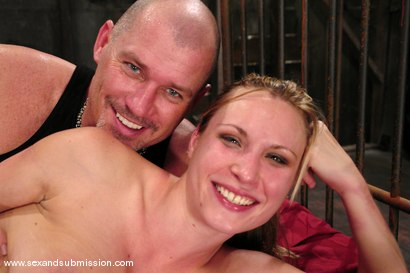 Photo number 15 from Harmony and Mark Davis shot for Sex And Submission on Kink.com. Featuring Harmony and Mark Davis in hardcore BDSM & Fetish porn.