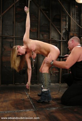 Photo number 3 from Harmony and Mark Davis shot for Sex And Submission on Kink.com. Featuring Harmony and Mark Davis in hardcore BDSM & Fetish porn.