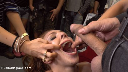 Photo number 23 from Pamela Sanchez's Walk of Atonement  shot for Public Disgrace on Kink.com. Featuring Mona Wales, Steve Holmes and Pamela Sanchez in hardcore BDSM & Fetish porn.