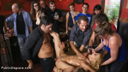 Photo number 15 from Beach Babe Covered in Filth and Used Like a Public Trashcan  shot for Public Disgrace on Kink.com. Featuring Mona Wales, Nick Moreno and Chiki Dulce in hardcore BDSM & Fetish porn.