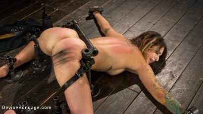 Photo number 12 from Helpless Whore Begs For More shot for Device Bondage on Kink.com. Featuring Missy Minks and The Pope in hardcore BDSM & Fetish porn.
