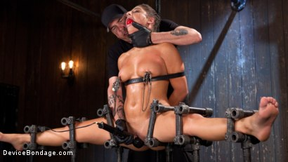 Photo number 10 from 19 Year Old Danger! shot for Device Bondage on Kink.com. Featuring Abella Danger and The Pope in hardcore BDSM & Fetish porn.